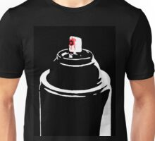 spray can art Unisex T-Shirt