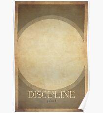 Discipline Priest - WoW minimalism Poster