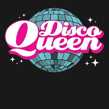 Disco Queen by jaygo