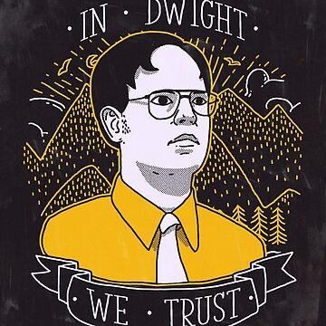 Dwight Schrute von RonanLynam
