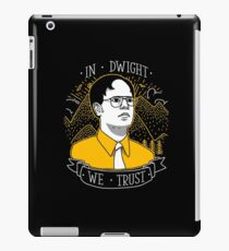 Dwight Schrute iPad Case/Skin