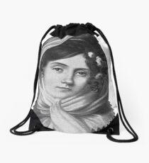 Maria Szymanowska - Brilliant Composer and Pianist Drawstring Bag