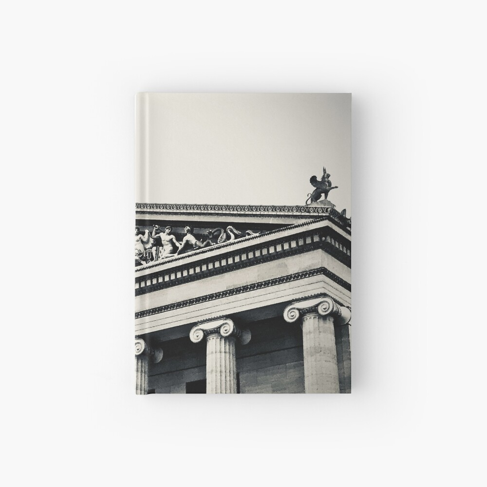 Philly Museum of Art Hardcover Journal