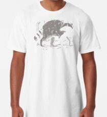 Raccoons Long T-Shirt
