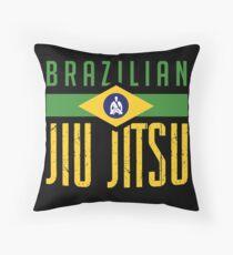 Jujitsu T-Shirts & Gifts Throw Pillow