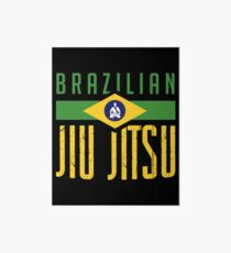 Jujitsu T-Shirts & Gifts Art Board