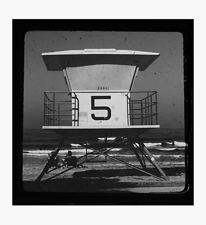 f i v e Photographic Print
