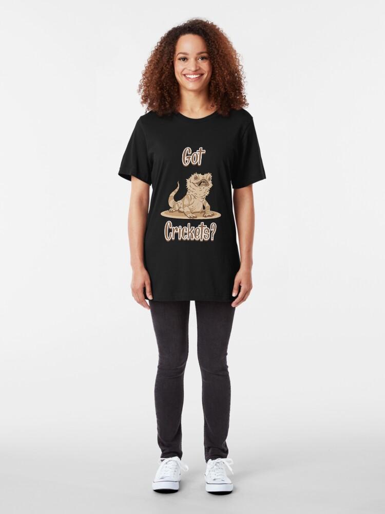 Alternative Ansicht von Reptilien T-Shirts & Geschenke Slim Fit T-Shirt
