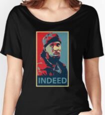 Omar Indeed Women's Relaxed Fit T-Shirt
