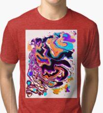 Woaaaaaaaaa Tri-blend T-Shirt