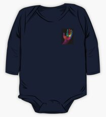 Colorful Hands One Piece - Long Sleeve