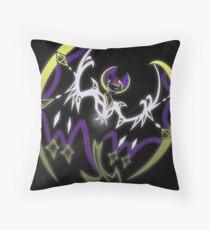 Lunala Tribal Design Throw Pillow