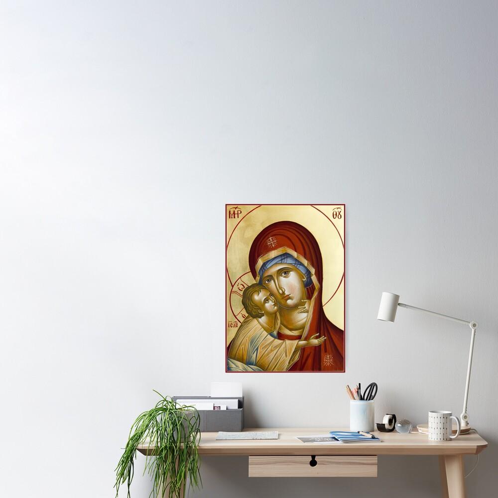 Theotokos Poster