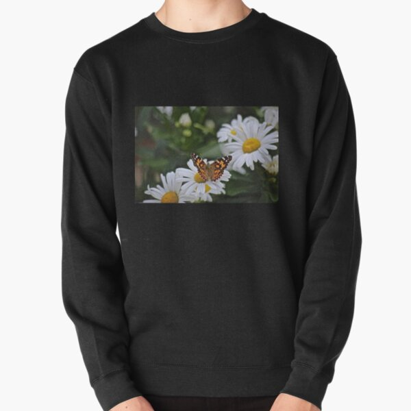 """""""Rejoice as summer should…chase away sorrows by living.""""  Pullover Sweatshirt"""