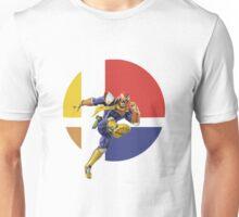 I Main Captain Falcon Unisex T-Shirt