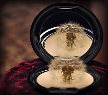 Nature's Powder Puff II by Jane Brack