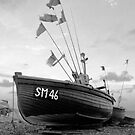 ...teach a man to fish (monochrome)... by Andy Mulley