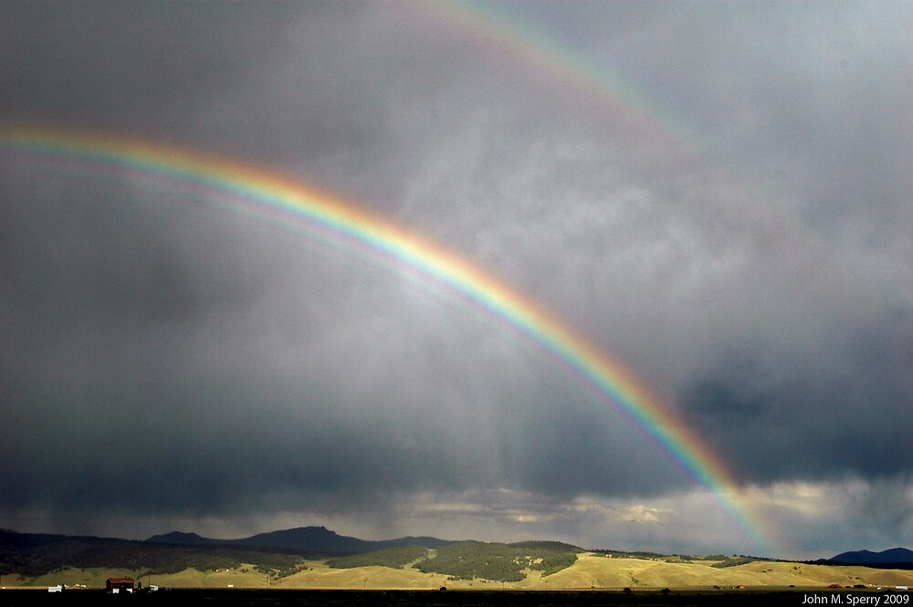 Pot of Gold Delivery Beam by John  Sperry