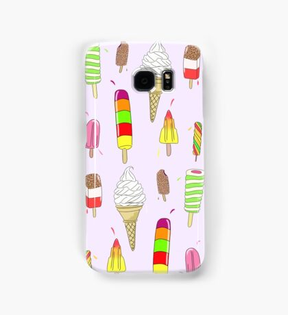 Ice Lolly Heaven Samsung Galaxy Case/Skin