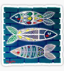 Sardines 1 Sticker