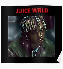 JUICE WRLD Rapper Poster