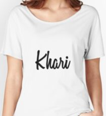 Hey Khari buy this now Women's Relaxed Fit T-Shirt