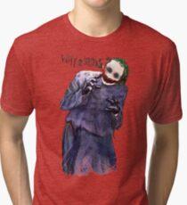 Y SO SRS Tri-blend T-Shirt