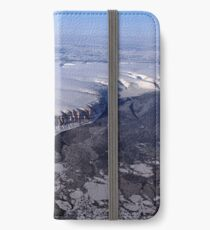 Ice cliff iPhone Wallet/Case/Skin