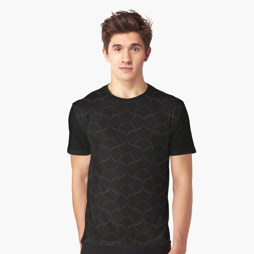Oh Gee! Fire Graphic T-Shirt