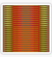 Generative Abstraction 3213 Sticker