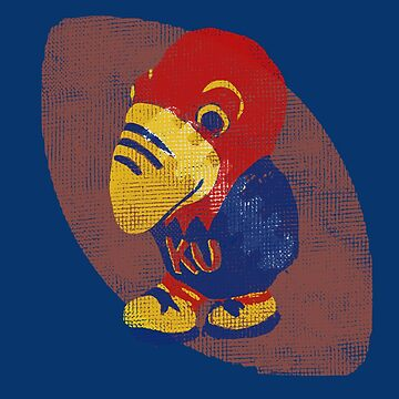 Old Time KU Jayhawk Football Gifts and Apparel by ginnyl52