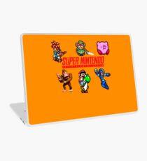 Super Nintendo Laptop Skin