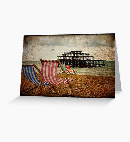 Brighton Brighton Brighton Greeting Card