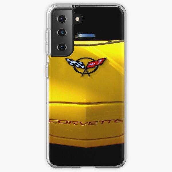 Corvette, by Chevrolet ~ Part Two Samsung Galaxy Soft Case