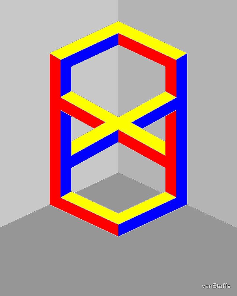 The Chair by vanStaffs