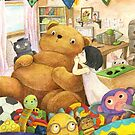 Secret | Children's illustration by EunjiJung