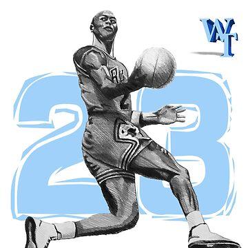 Michael Jordan by ABaroneWT