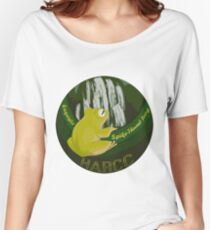 Exquisite Spike-thumb Frog Women's Relaxed Fit T-Shirt