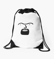 Goatee Drawstring Bag