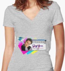 Seinfeld 2000 Women's Fitted V-Neck T-Shirt