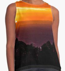 SkyHigh at Sunset Sleeveless Top