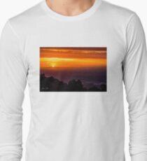 SkyHigh at Sunset Long Sleeve T-Shirt