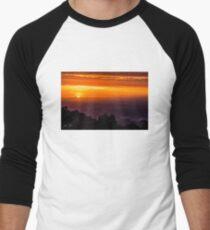 SkyHigh at Sunset Baseball ¾ Sleeve T-Shirt