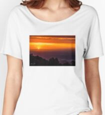 SkyHigh at Sunset Relaxed Fit T-Shirt