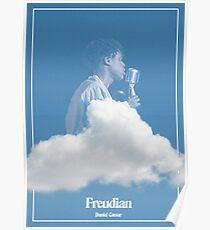 FREUDIAN-DANIEL CAESAR Poster