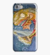 Ocean Depths.. iPhone Case/Skin