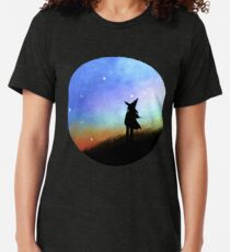 Space Witch Tri-blend T-Shirt