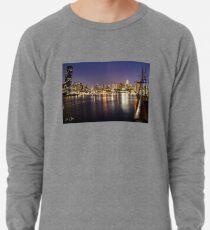 Docklands night Lightweight Sweatshirt