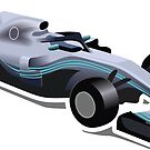 Mercury Side View APEX Race Manager 2018 by Beermogul
