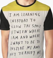 2 inspire me Graphic T-Shirt